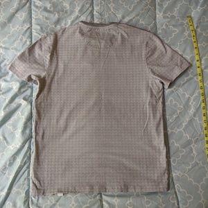 English Laundry patterned Tshirt